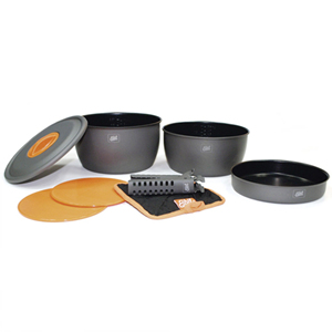 [ESBIT] 2500ml Cooking Set / Non-Stick 코팅