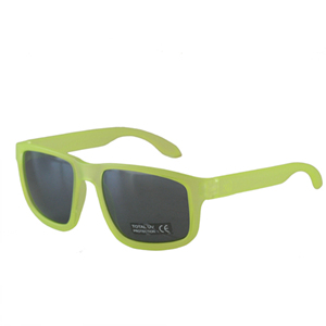 [NANNINI] NYC-ONE / Transparent Yellow Fluo-Silver Mirror Lens