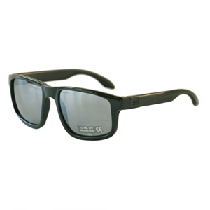 [NANNINI] NYC-ONE / Glossy Moss Green-Silver Mirror Lens