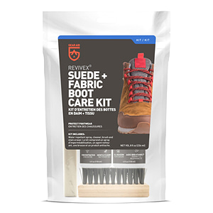 [GEARAID] Suede+Fabric Boot Care Kit